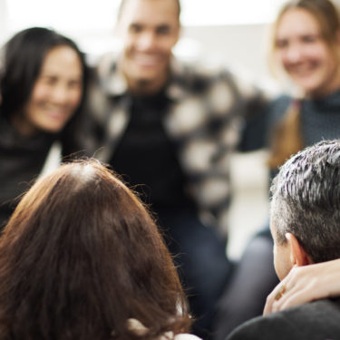 Support Group Connection